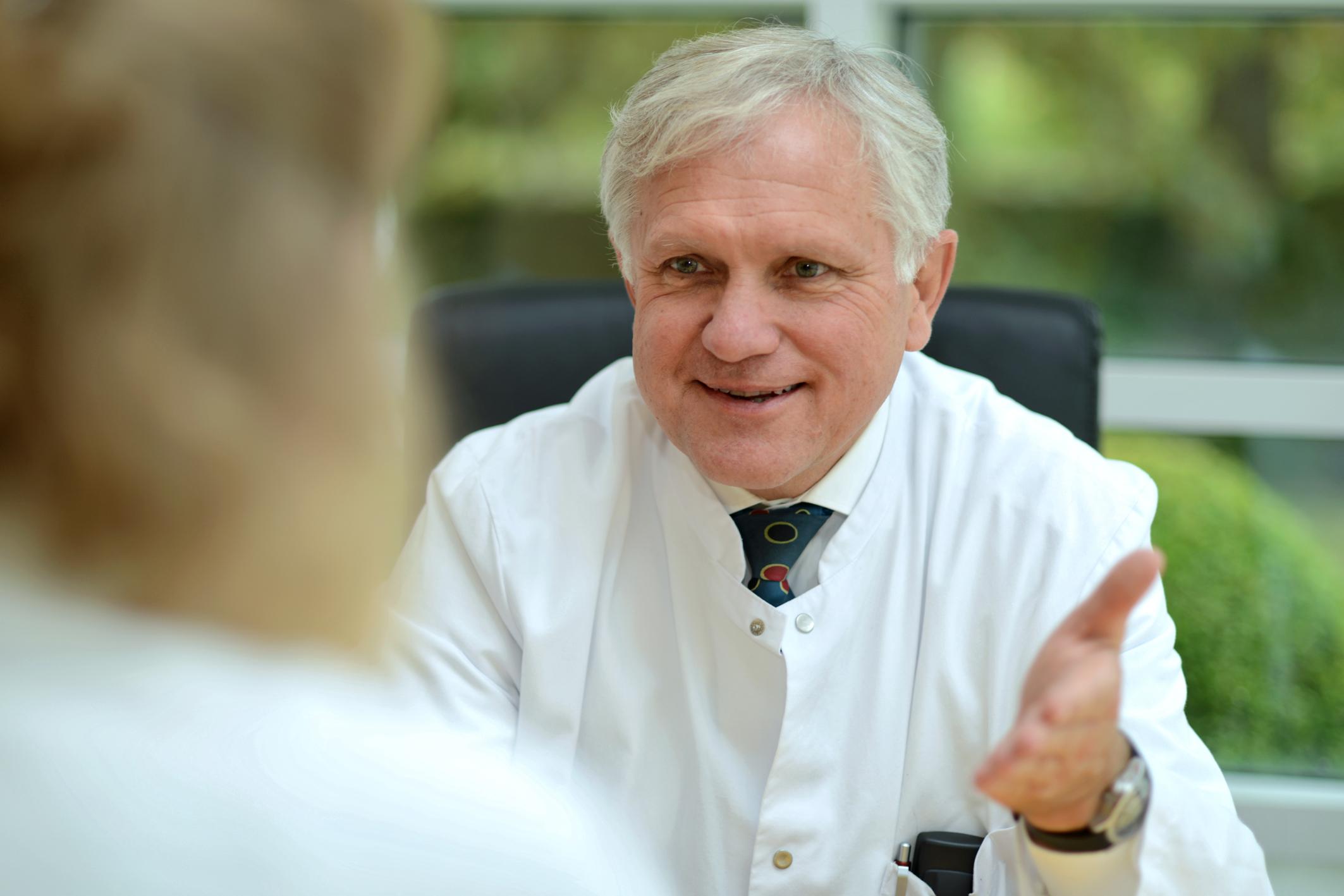 Dr. med. Günther Meyer