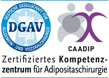 zertifiziertes kompetenzzentrum für adipositaschirurgie
