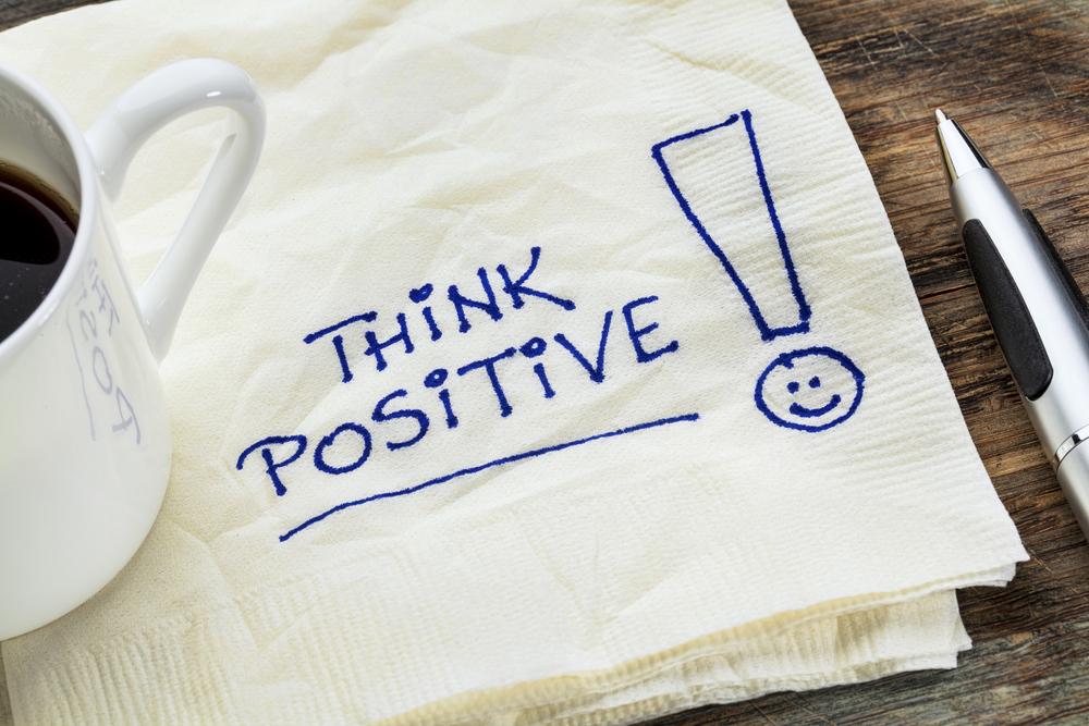 Eine positive Lebenseinstellung fördert nicht dur die Gesundheit!