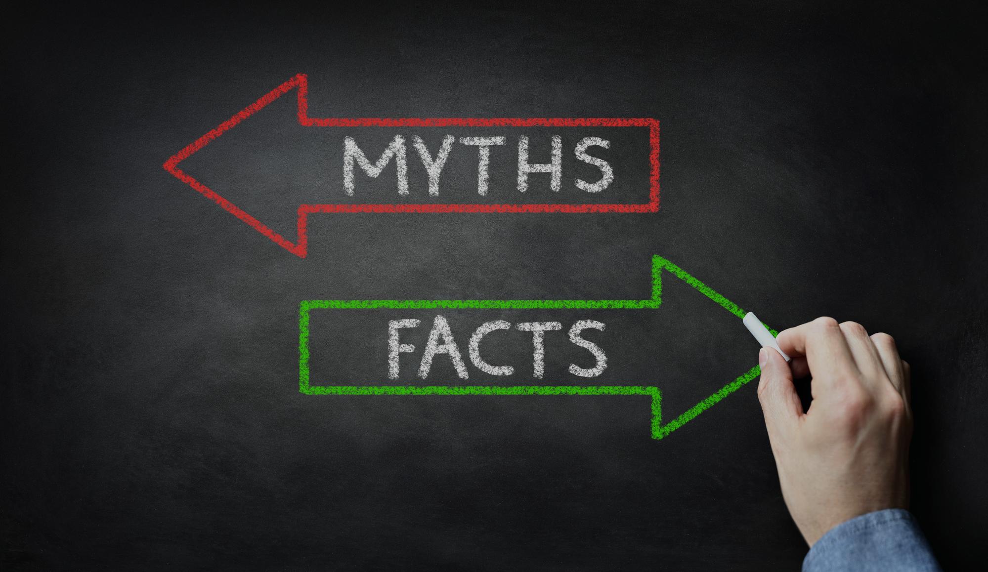 Diätmythen: Lebensmittel-Mythen-Teil 3