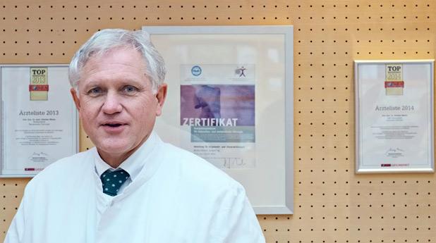 Priv. Doz. Dr. Günther Meyer