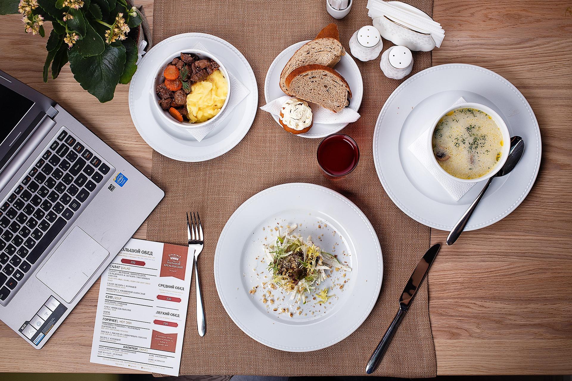 Mittagsmahlzeiten: Etwas Leichtes für zwischendurch