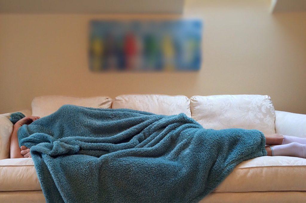 Schlaf: Deine Ernährung ist ausschlaggebend