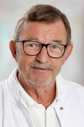 Prof. Dr. med. Volker Lange
