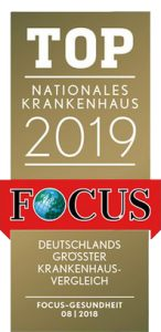 TOP Nationales Krankenhaus 2019