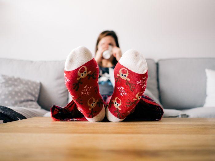 So wirst du im Winter nicht zur Couch-Potato