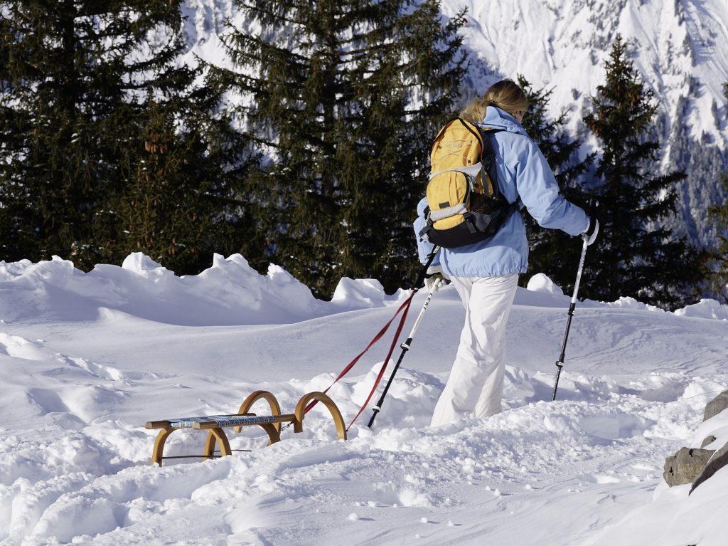 Sportlich und aktiv durch den Winter