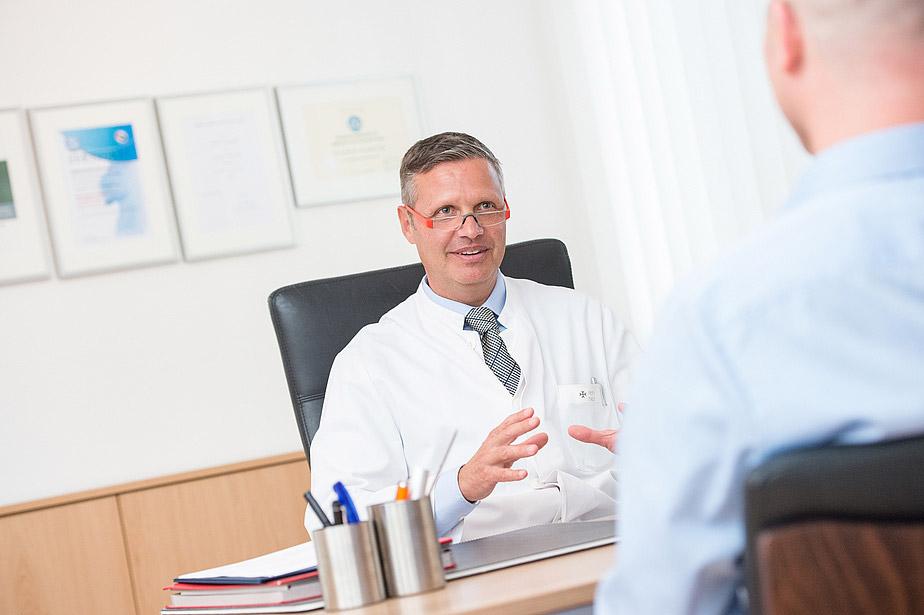 Chefarzt Prof. Dr. med. Andreas Türler