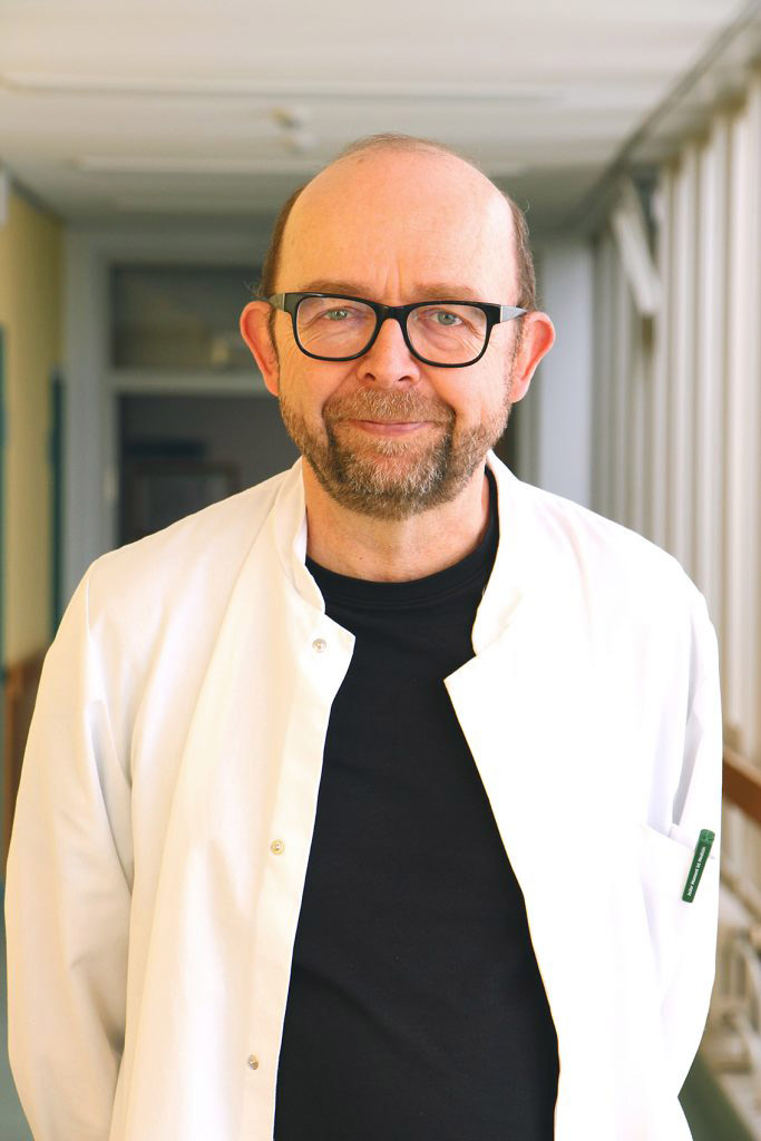 Dr. Matthias Weck