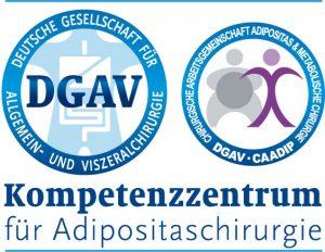 Zertifikat: Kompetenzzentum für Adipositaschirurgie