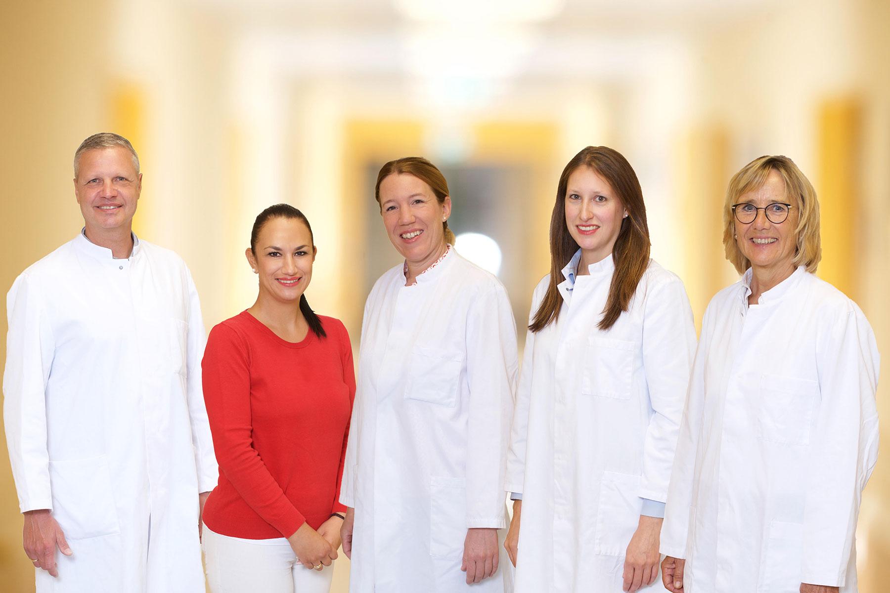 Team des Adipositaszentrum in Bonn