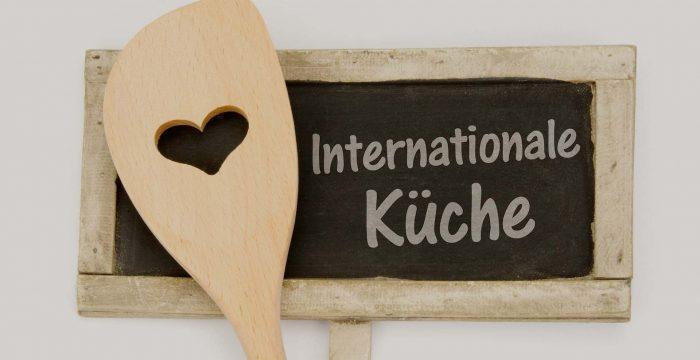 Internationale Kueche